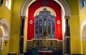 Edenderry Church Alter